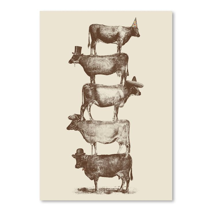 Cow-Cow-Nuts-2-Poster-A149P029P1824.jpg (1200×1200)