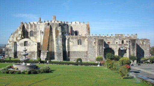 Convento de Yuriria, Gto 1560