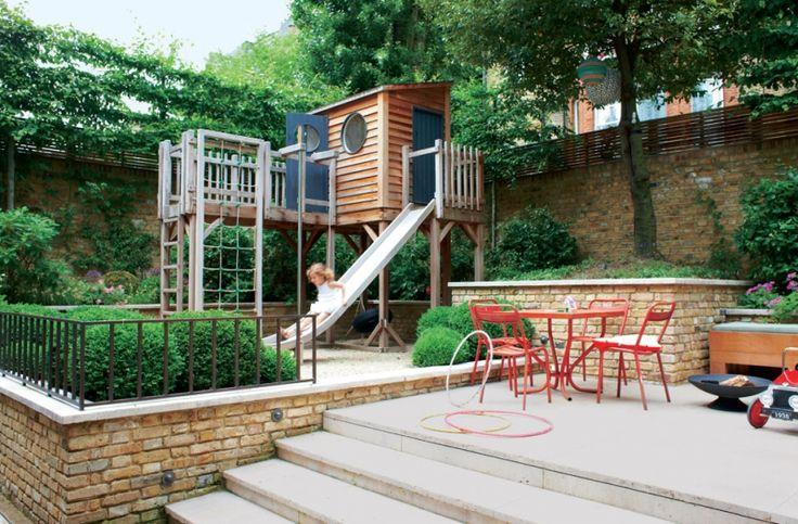 die besten 25 modernes spielhaus ideen auf pinterest coole r ume hinterhof burg und zimmer. Black Bedroom Furniture Sets. Home Design Ideas