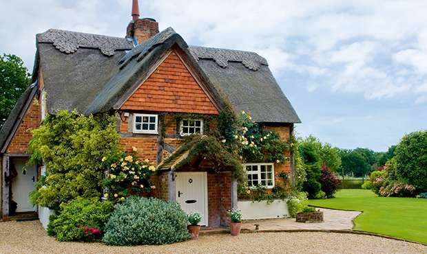 As If Plucked From A Fairy Tale The Baldwins Cottage Is