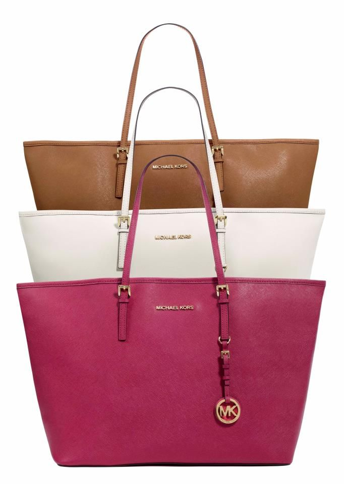 Jet Set Travel Tote - Michael Kors