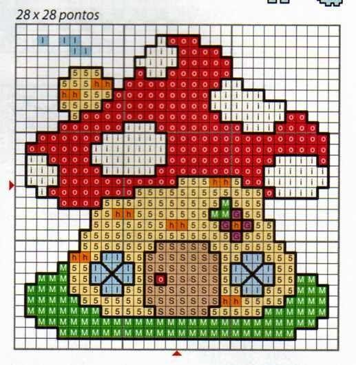tapetes para cozinha de croche - Pesquisa Google