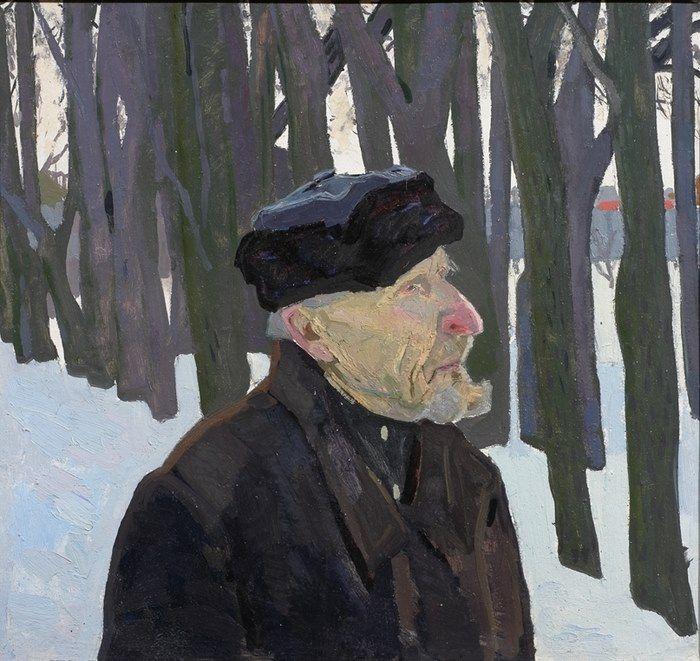 Старик (1963) Виктор Попков