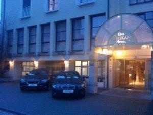 Our wonderful Hotel in schwäbisch gmünd -Germany..It was our home away from home..we had a great time