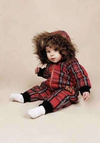 een super schattig kindje