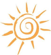 simple sun tattoos - Google Search