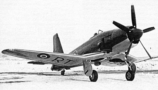 Blackburn B-48 Firecrest