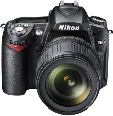 Buy Nikon D90 DSLR Camera(Black, Body with AF-S 18-105 mm VR Lens) Online at Best Offer Prices @ Rs. 52,118/- In India.