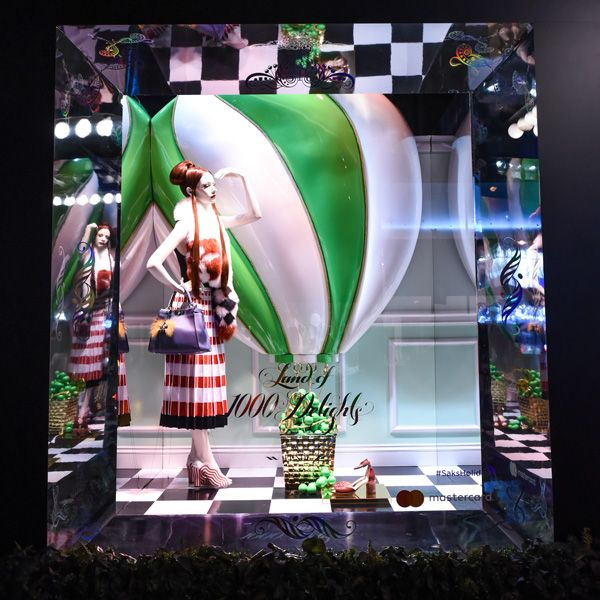 Saks Fifth Avenue - Land of 1000 Delights