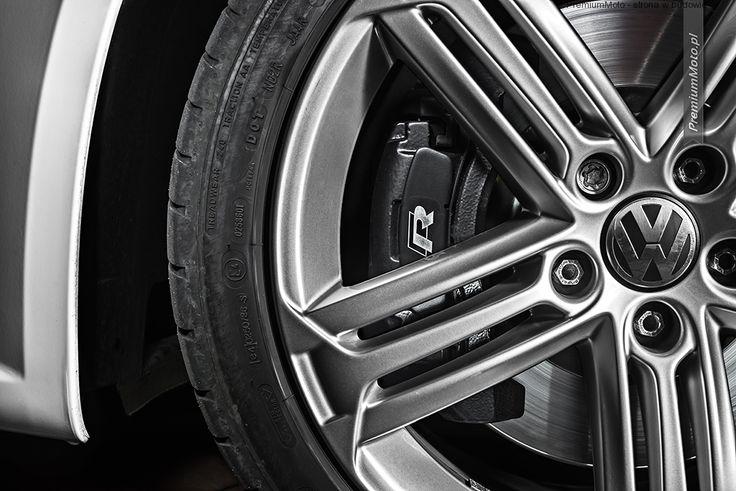 """Volkswagen Scirocco R 19"""" wheel #volkswagen #sciroccoR #wheel more: http://premiummoto.pl/01/12/volkswagen-scirocco-r-nasza-sesja"""