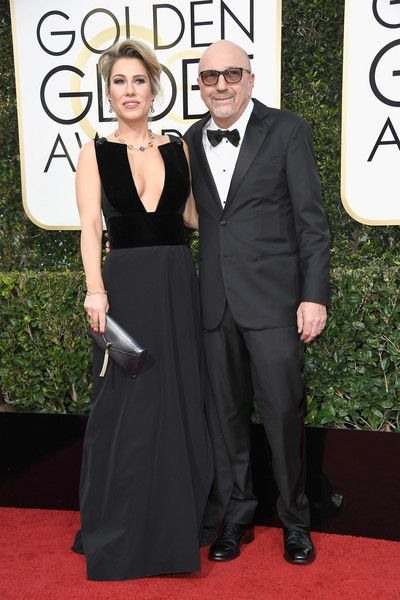 Lorenzo Soria and Lilla Soria - The Cutest Couples at the 2017 Golden Globes - Photos