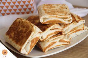 Une recette facile et rapide pour revisiter les fajitas. Avec cette version, vous pourrez manger votre galette beaucoup plus proprement!