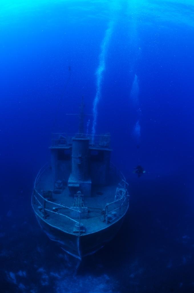 Scuba diving @Bodrum Turkey, taken by Bedri Sincar