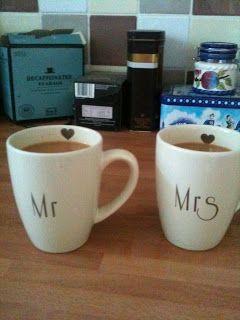 mr mrs mugs