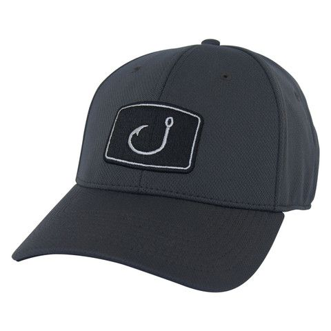 AVID Iconic Fitted Fishing Hats are designed to deliver style and performance you won't find in typical fishing hats for men. Performance fishing caps made from
