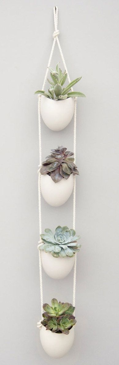 Rope Planter 4 Tier by Farrah Sit