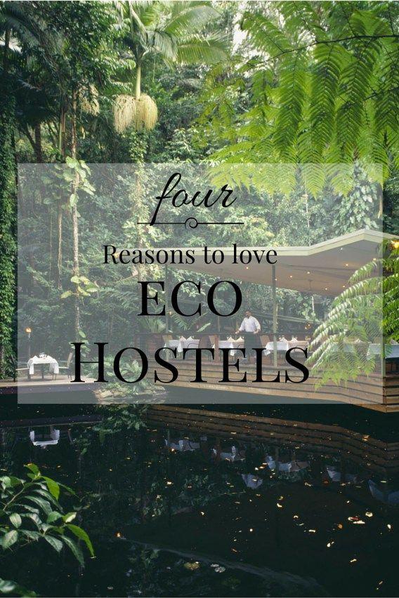 eco-hostels