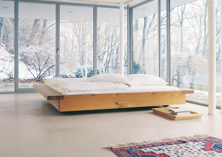 Philippe Allaeys PA02 Noah Bed Frame   Remodelista