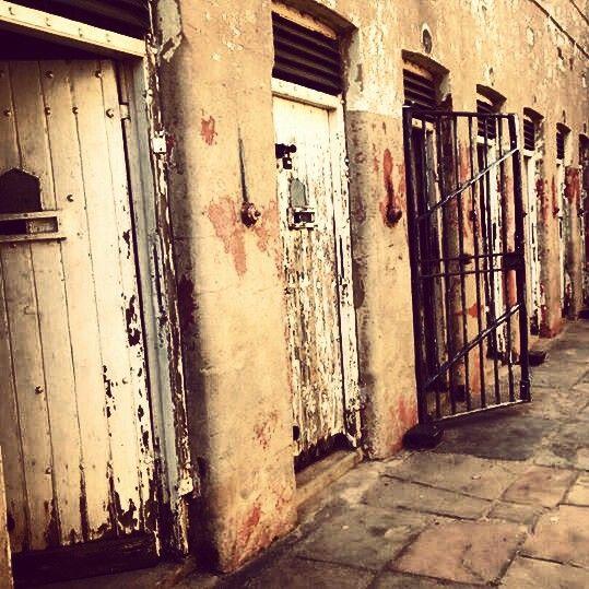 Old Fort Prison, Johannesburg SA