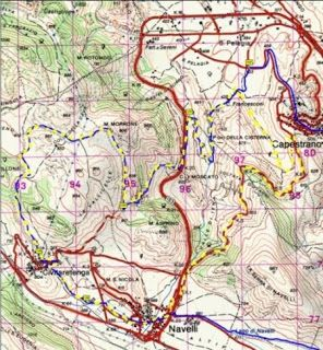Bike Tour: Navelli-Civitaretenga-Capestrano-Navelli