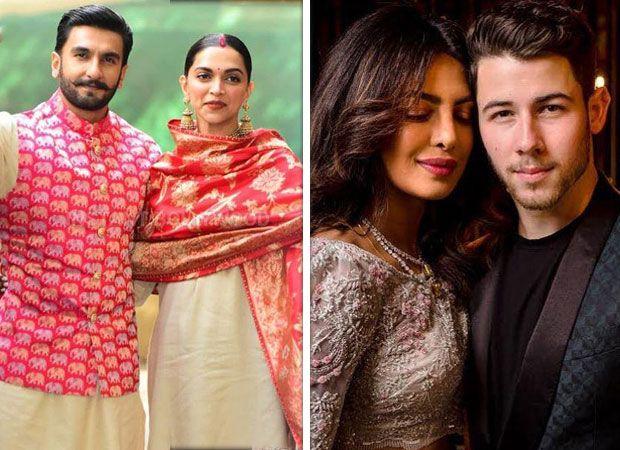 Happy Diwali 2019 From Deepika Padukone And Ranveer Singh To Priyanka Chopra And Nick Jonas Couples Who W Ranveer Singh Deepika Padukone Bollywood Celebrities