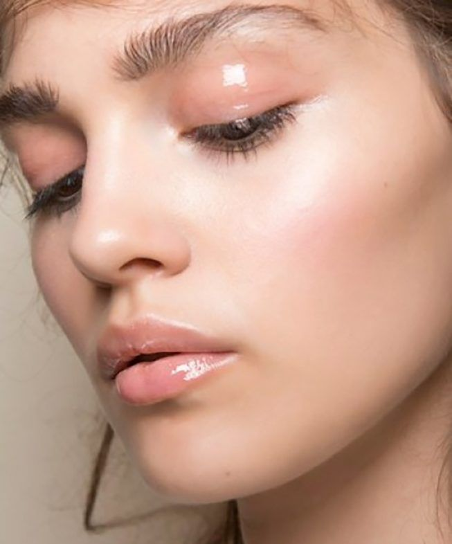 15 New Beauty Trends To Try This Spring Glossy Makeup Makeup
