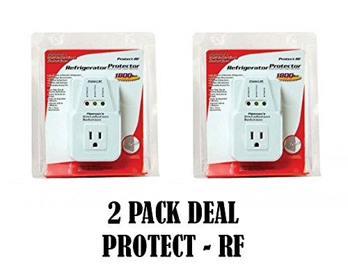 #2 #Pack #Voltage #Protector #Brownout #Surge #Refrigerator #1800 #Watts #Appliance USE ON: Refrigerators, Freezers, Water Coolers or any #Appliance with a max current of 15 amps. Protect your #appliance from HIGH #voltage (140 VAC) or LOW #voltage (90 VAC) by interrupting the current flow. Over #Voltage Disconnection https://homeandgarden.boutiquecloset.com/product/2-pack-voltage-protector-brownout-surge-refrigerator-1800-watts-appliance/