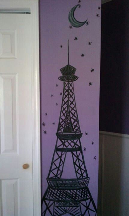 20 best images about ideas for paris bedroom on pinterest for Paris wallpaper for bedroom