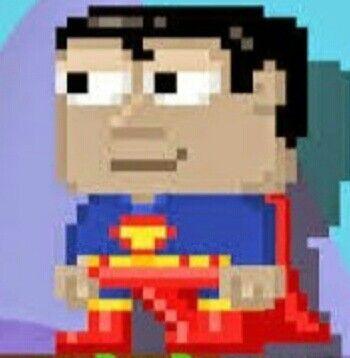 Superman :)