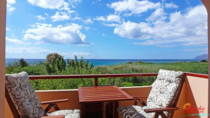 2/10/17: #Liviko_apartments #All_the_year #Frangokastello #Sfakia #Chania #Crete www.livikoapartments.gr