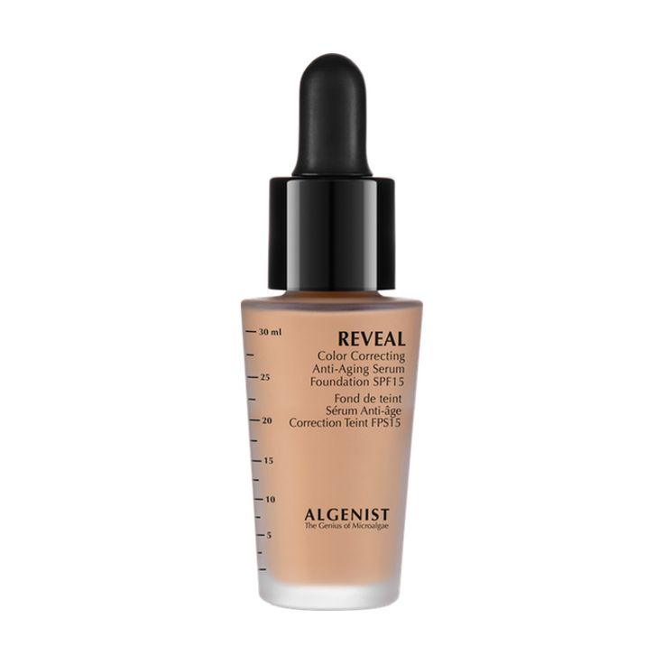 """- """"This foundation is good skin in a bottle. I love it because it's never cakey. It blurs and conceals for a healthy, glowing finish that looks natural and feels like you're wearing nothing. It's lightweight yet can build and cover surprisingly well, especially when paired with aconcealer.""""—Amy Lee, Fashion Editor"""