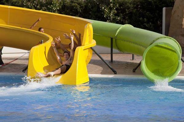Camping Resort Sanguli Salou - Salou - Costa Daurada - Tarragona - Spain