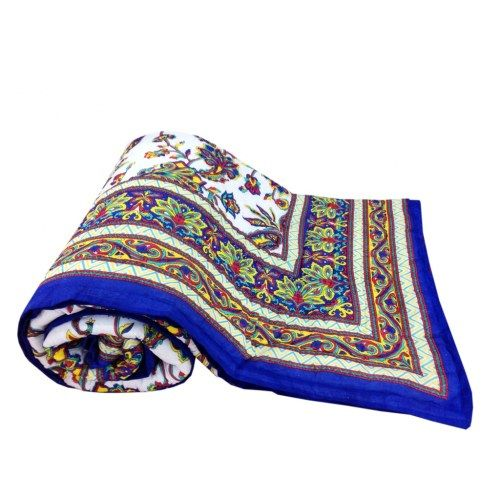 Shop Rajathan Jaipuri World Famous Light Weight Double Bed Quilt Razai Rajai .