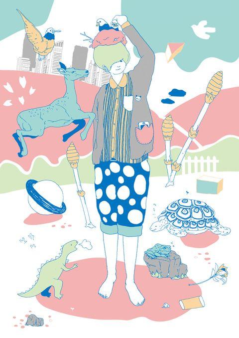 Swallow's Nest 日本のグラフィックデザイン #デザイン Japanese Graphic Design #design