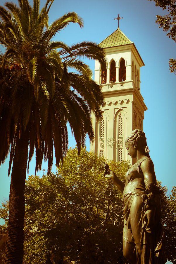Fotografía Torre Catedral de Valparaíso por Jaime Morales en 500px