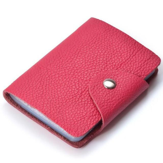 Xiniu Creadit Card Holder Leather For Men Women Business Strap Buckle Car Covers Pyxtj In Pinterest Holders