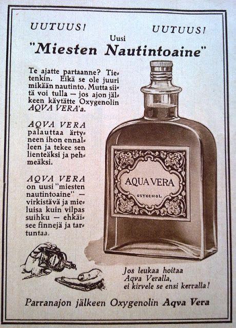 Aqua Vera - 1928