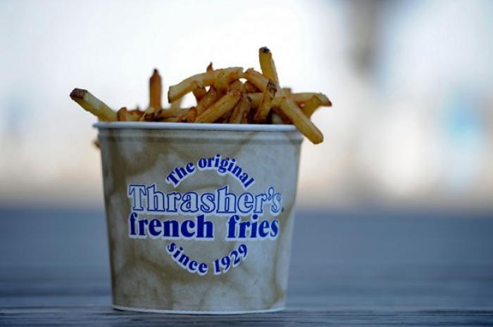 America's 15 Best French Fries Slideshow