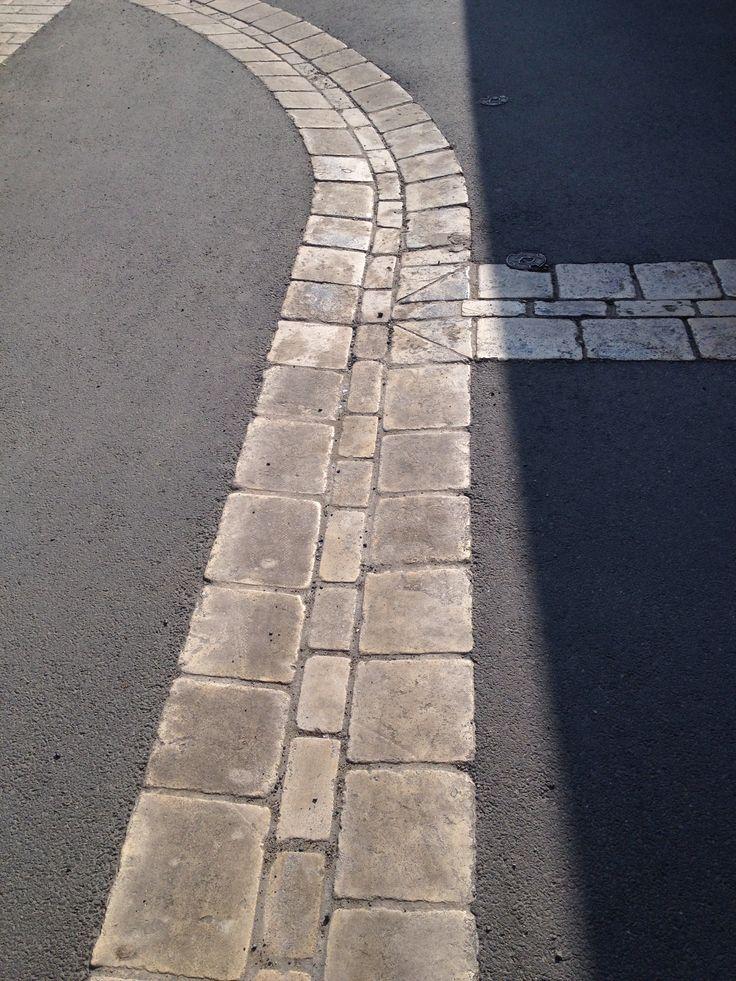 15 Best Stone Driveways Images On Pinterest