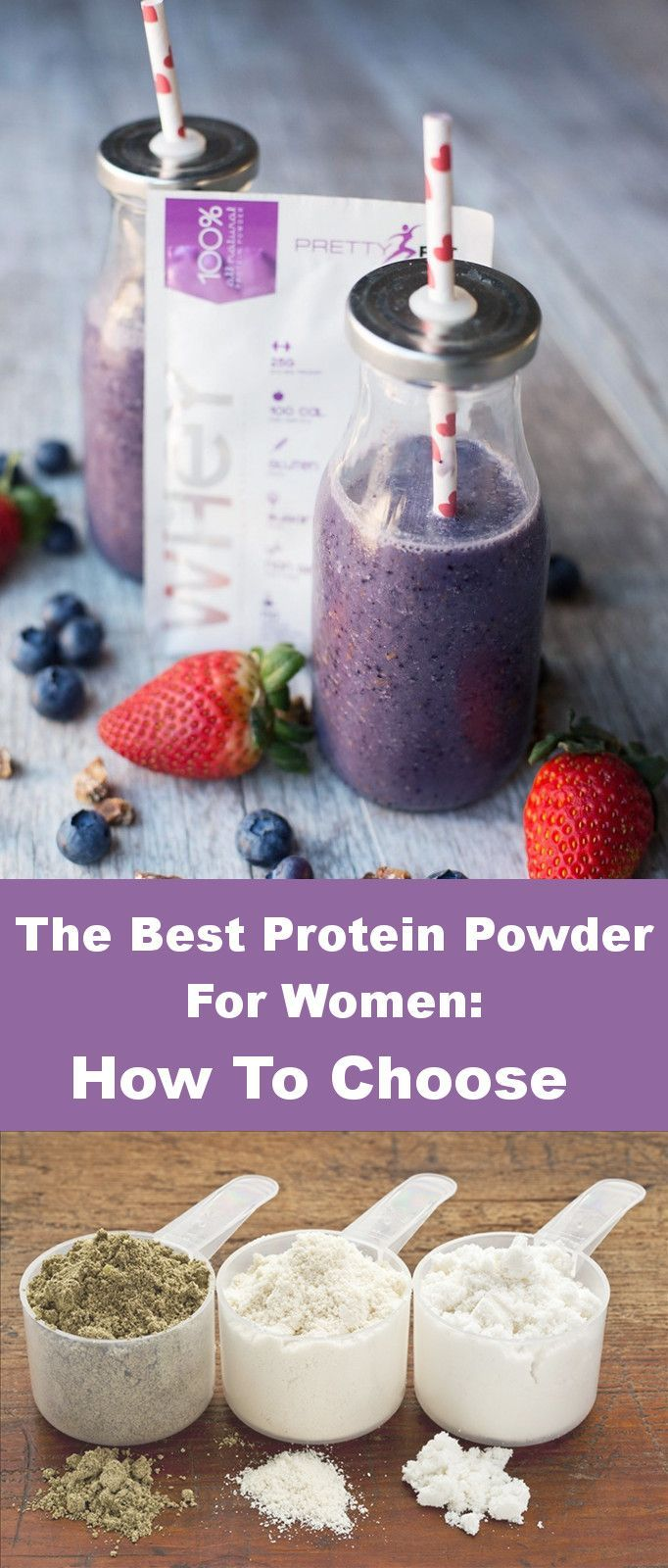 Are you wasting your money on the wrong type of protein powder? http://blog.imprettyfit.com/supplements/best-protein-powder-for-women/: