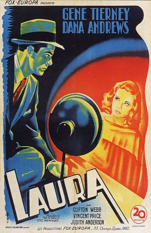 Film Noir Posters | Double click on above image to view full picture