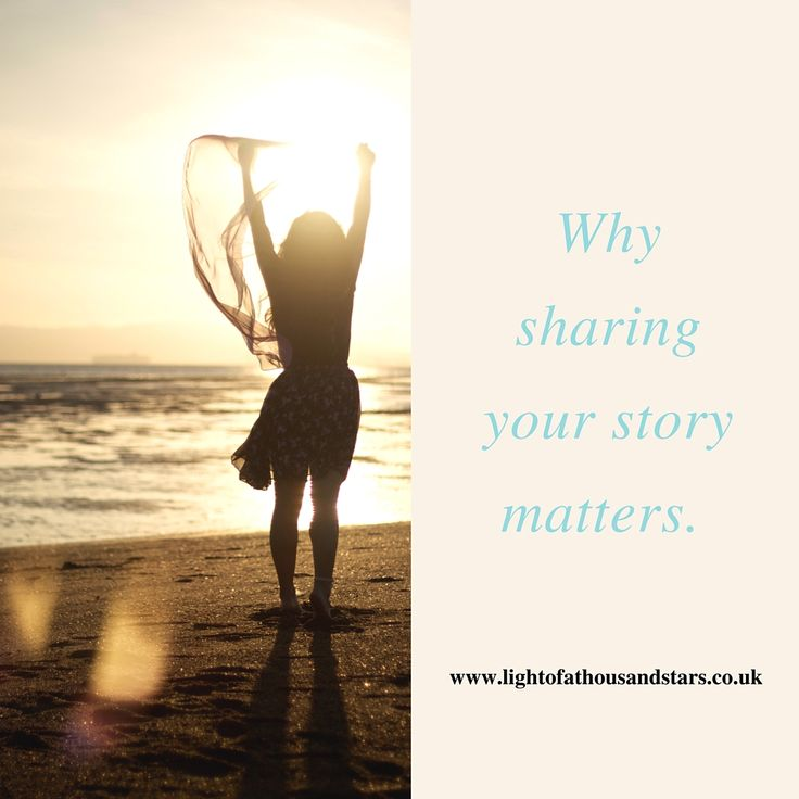 Think your story is irrelevant in business?  You'd be wrong.   Your story really matters.   http://www.lightofathousandstars.co.uk/2016/06/why-your-story-matters/