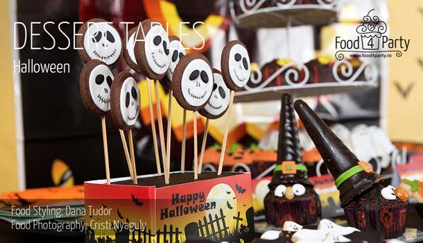 Dessert Table Halloween Party II