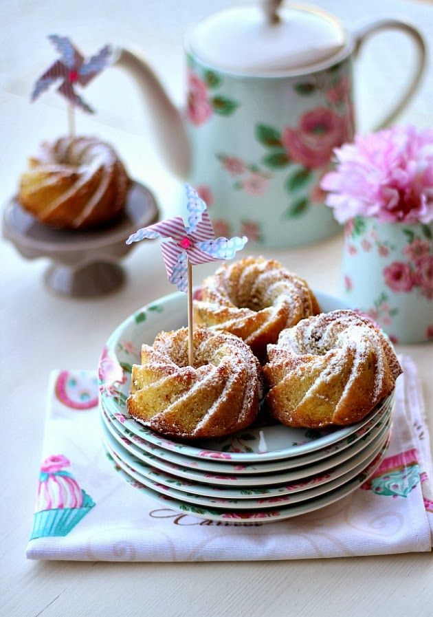 Chiarapassion: Ciambelline mela e cannella