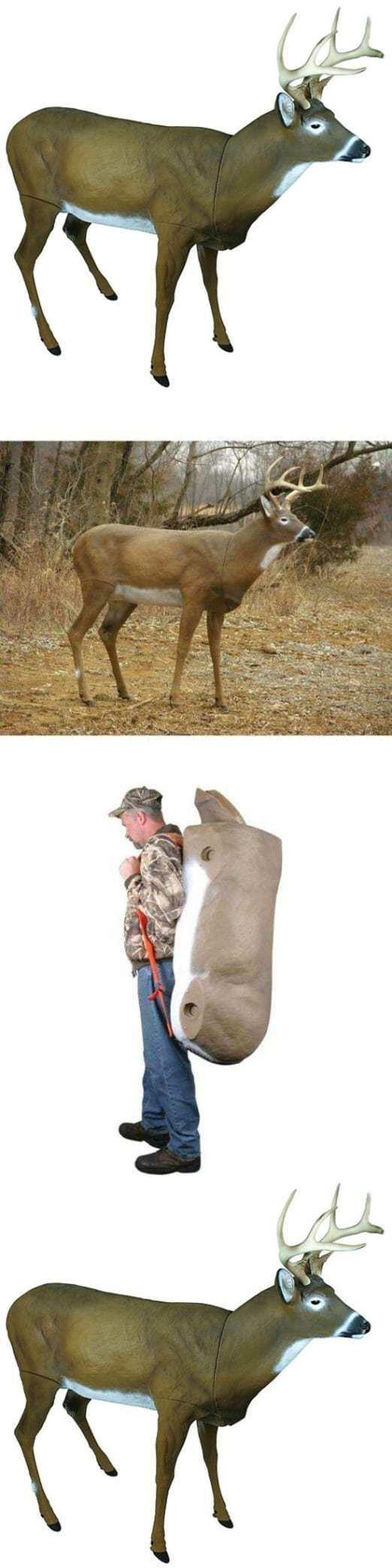 Decoys 36249: Flambeau Outdoors Boss Buck Deer Decoy -> BUY IT NOW ONLY: $108.33 on eBay!