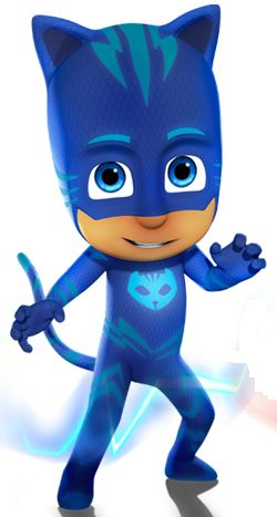 Punchy image intended for pj masks mask printable