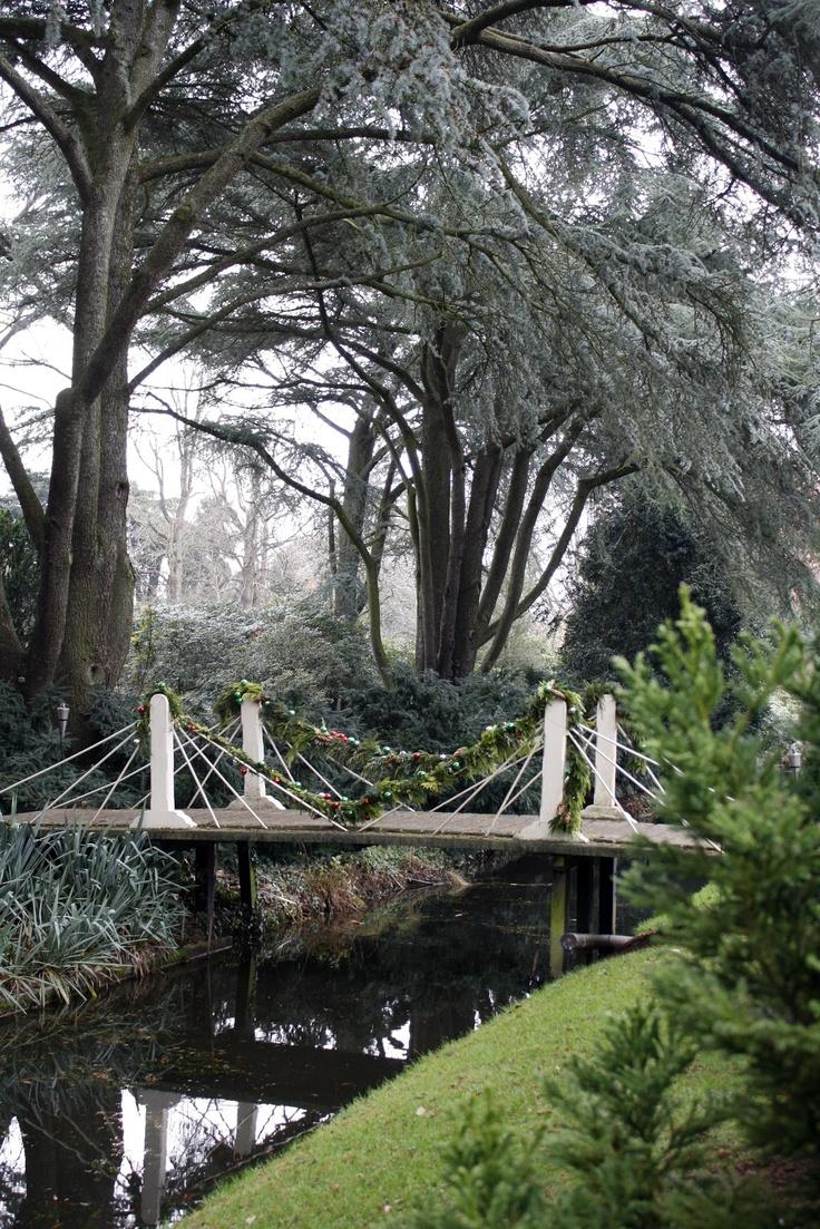 Arboretum Trompenburg, kerst