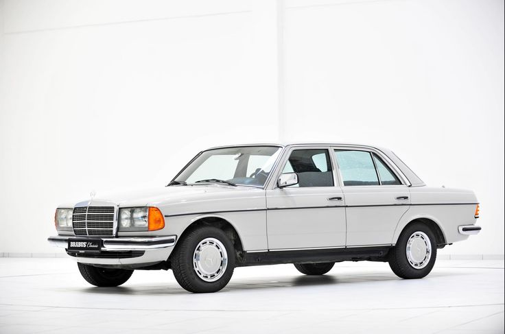 Mercedes W123 280E 1978 - SPRZEDANY - Giełda klasyków