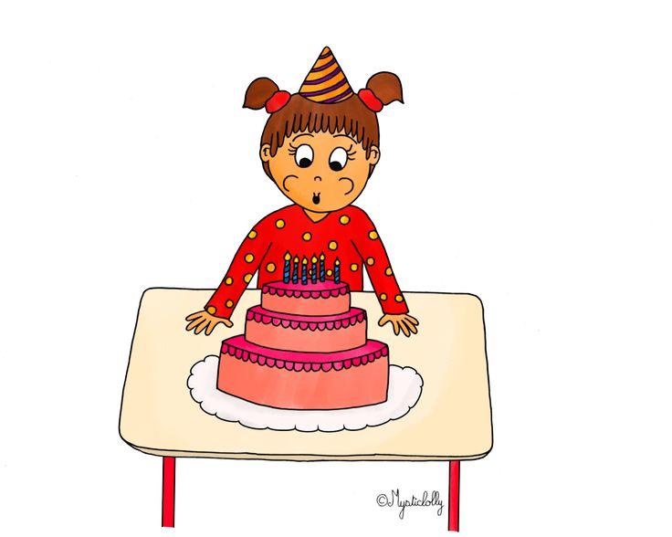 Dessin - Joyeux anniversaire !