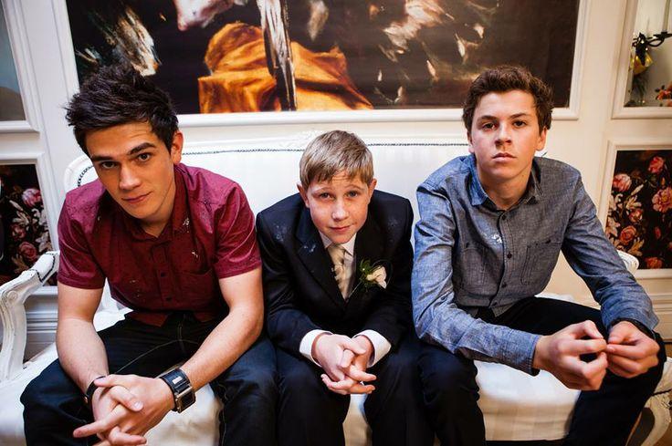 Kane, Harry & Toby